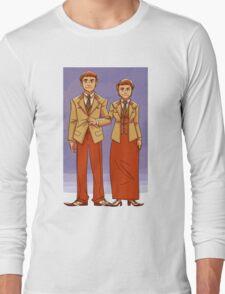 bioshock brothers Long Sleeve T-Shirt