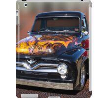 55 F Truck iPad Case/Skin