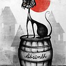 The Black Cat is back by Paola Vecchi