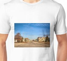 Dimmed Trough Time Unisex T-Shirt