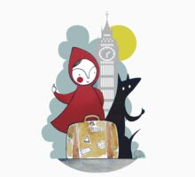 Red & Wolf in London Kids Clothes