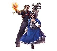 Bioshock realistic and cool design Photographic Print