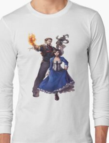 Bioshock realistic and cool design Long Sleeve T-Shirt