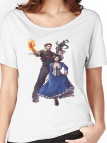 Bioshock realistic and cool design Women's Relaxed Fit T-Shirt