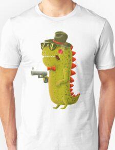 Dino bandito Unisex T-Shirt