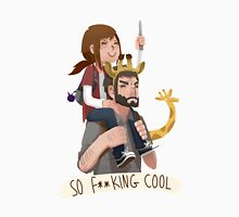 So f**king cool ellie and joel Unisex T-Shirt