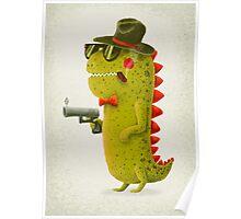Dino bandito Poster