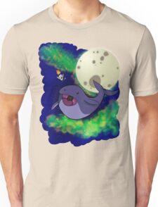 Space Whale (no text) Unisex T-Shirt