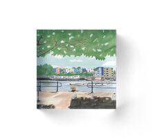 Bristol Harbour Acrylic Block