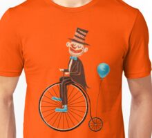 Penny-farthings circus Unisex T-Shirt