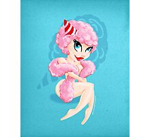 Sweet <3's - Miss Flossy Photographic Print