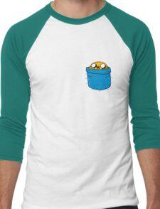 JAKE IN HIS POCKET Men's Baseball ¾ T-Shirt