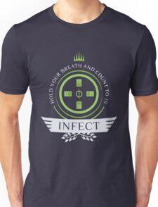 Magic the Gathering - Infect Life Unisex T-Shirt