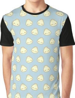Yummy cute steamed bun Graphic T-Shirt