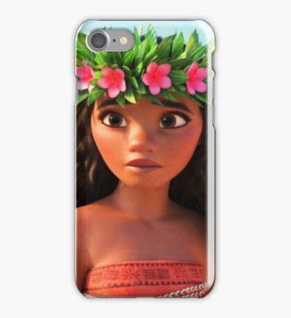 Moana (Disney) iPhone Case/Skin