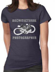 ARCHITECTURAL PHOTOGRAPHER Womens Fitted T-Shirt