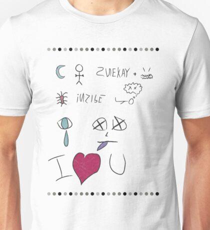 Dayman Script - It's Always Sunny in Philadelphia Unisex T-Shirt