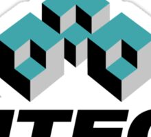 Initech Logo Sticker