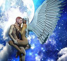 Moonflight by bellatryx