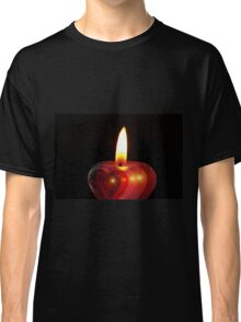 Candle heart 2 Classic T-Shirt
