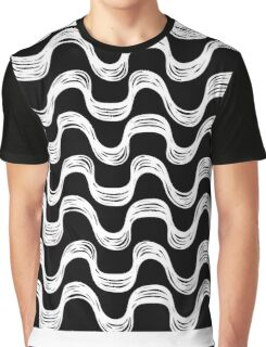 Ipanema beach pattern Graphic T-Shirt