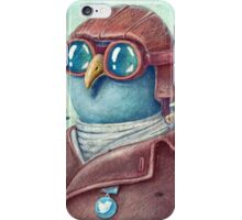 Pilot Captain Ivan Twittor iPhone Case/Skin