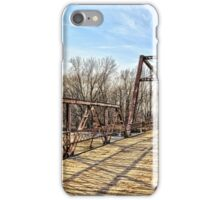 Across The Iowa iPhone Case/Skin
