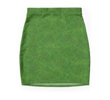 let's lay in the grass Mini Skirt