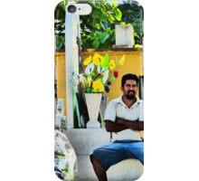 día de los muertos IV - day of the deads iPhone Case/Skin