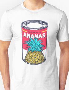 Condensed ananas Unisex T-Shirt