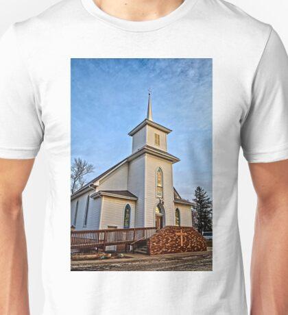 United Methodist Chapel Church Unisex T-Shirt
