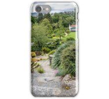 Dunedin Botanic Garden 2 iPhone Case/Skin
