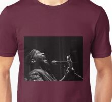 The wonderful Jimmy Cliff 6 (n&b)(t) by expressive photos ! Olao-Olavia by Okaio Créations  Unisex T-Shirt