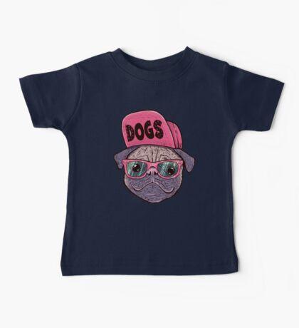 Dogs Baby Tee