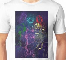 Future Senshi Space Babes!! Unisex T-Shirt