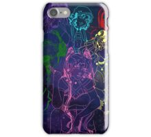 Future Senshi Space Babes!! iPhone Case/Skin