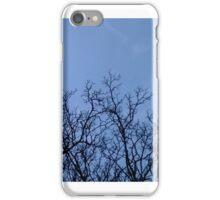 reaching iPhone Case/Skin