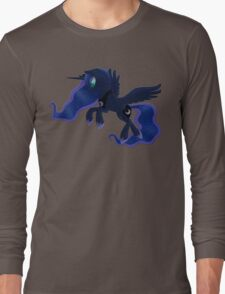 My little Pony: Friendship is Magic - Princess Luna - Night Flight Long Sleeve T-Shirt