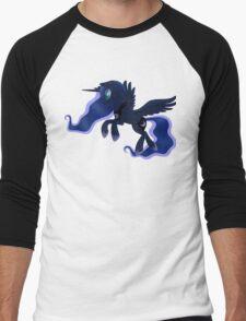 My little Pony: Friendship is Magic - Princess Luna - Night Flight Men's Baseball ¾ T-Shirt