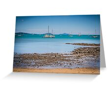 Beautiful Airlie Beach Greeting Card