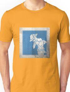 Luffy Wall Art Unisex T-Shirt