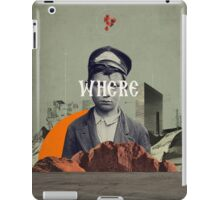 Where iPad Case/Skin