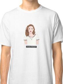 KRISTEN STEWART Classic T-Shirt