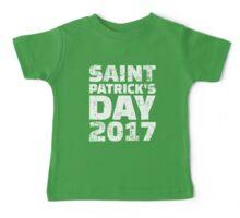 St. Patricks day 2017 Baby Tee