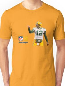 the best man aaron rodgers Unisex T-Shirt