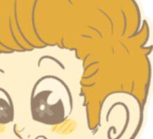 Baby Cupcake Sticker