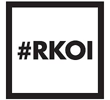Are you a #RKOI? buy it! by Alessandro Arcidiacono