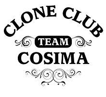Team Cosima - Clone Club by solotalkmedia