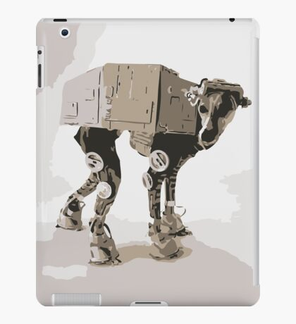 AT-ATDog#2 iPad Case/Skin