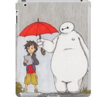my robot Baymax iPad Case/Skin